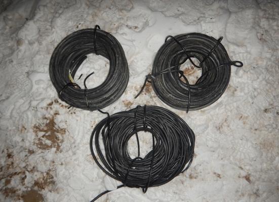 Житель Самары пытался украсть электрический кабель со стройплощадки в Южном городе | CityTraffic