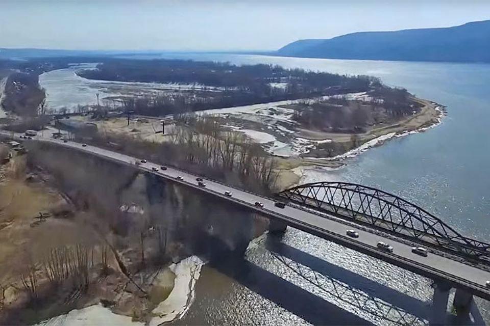 На реконструкцию моста через реку Сок в Самаре потратят около 2 млрд рублей | CityTraffic