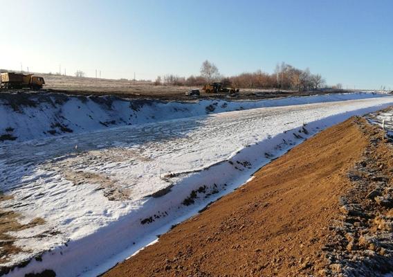 В Самарской области началась подготовка к строительству моста, который сблизит Европу с Западным Китаем   CityTraffic