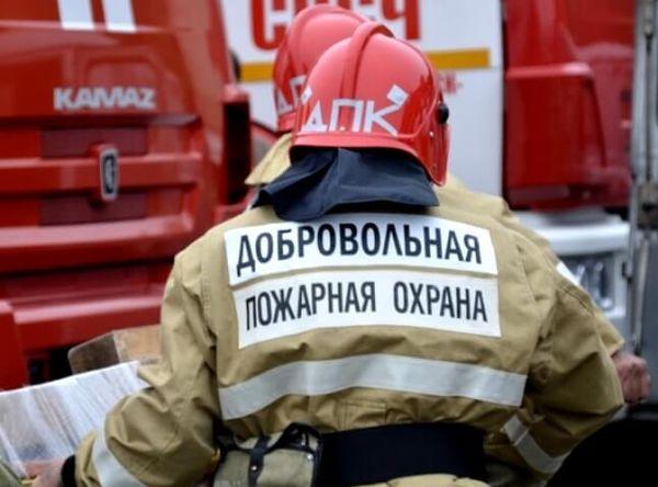 В Сызрани эвакуировали 80 человек из-за пожара на заводе ЖБК | CityTraffic