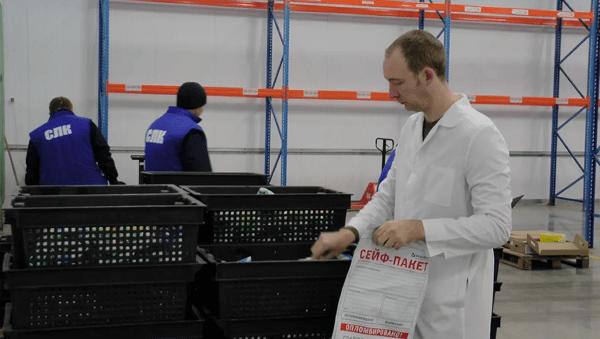 В Самарской области открылся центр, где будут проверять продукты питания перед отправкой в детсады | CityTraffic