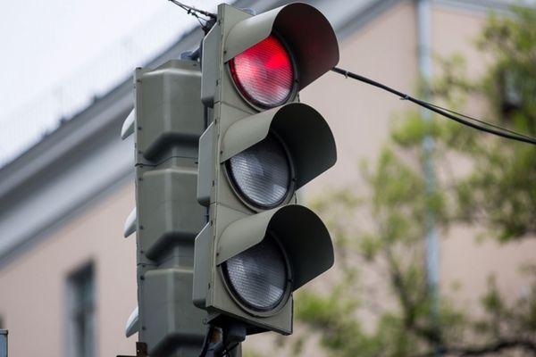 В Самаре установили 15 новых светофоров   CityTraffic