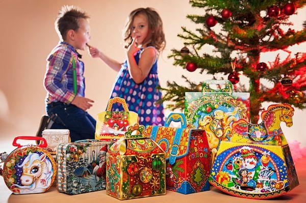 Чего не должно быть всладких подарках на Новый год