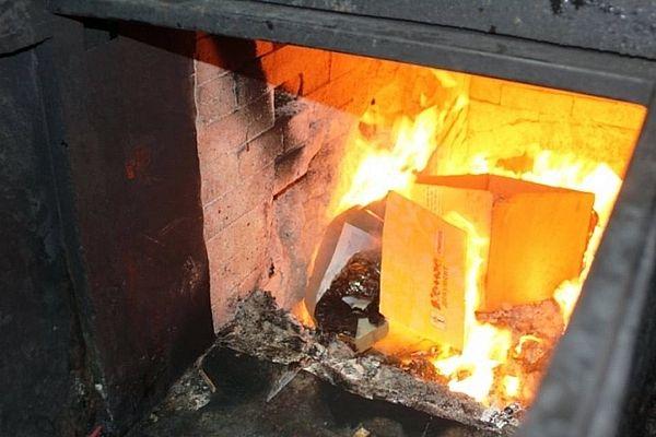 В аэропорту Самары сожгли 500 кг продуктов | CityTraffic