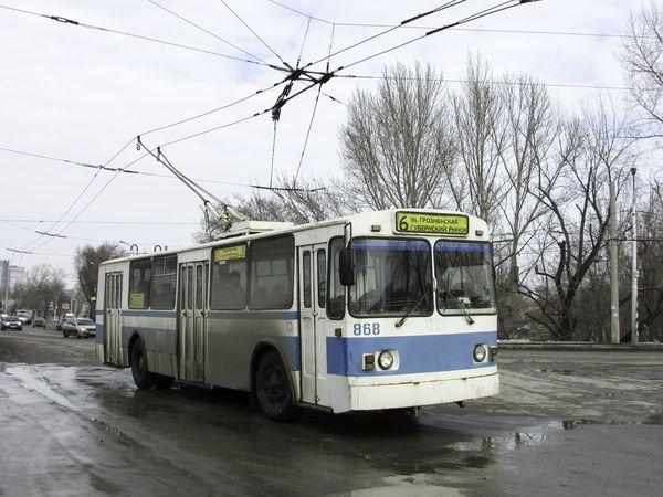 В Самаре восстановили движение троллейбусов по улице Ленинградской | CityTraffic