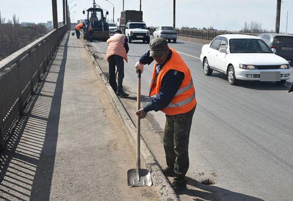 В Самаре на содержание мостов и путепроводов выделили 13,5 млн рублей | CityTraffic