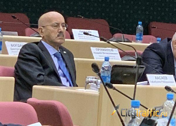 Главу комитета по бюджету Самарской губернской Думы Габибуллу Хасаева перевели на оклад | CityTraffic