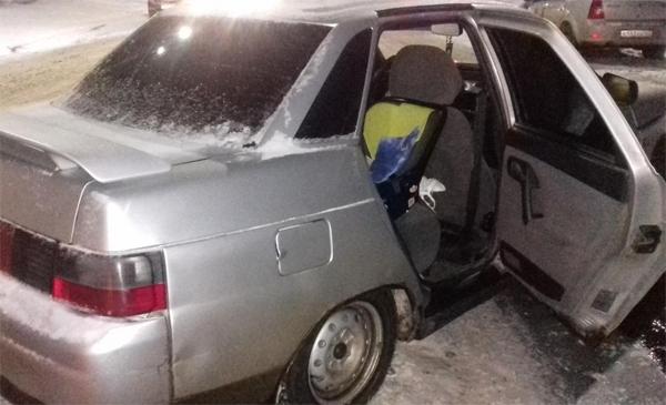 Подросток и младенец пострадали в аварии в Новокуйбышевске   CityTraffic