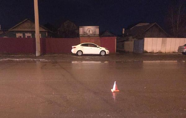 В Самаре пьяная женщина сломала ребра, угодив под машину | CityTraffic
