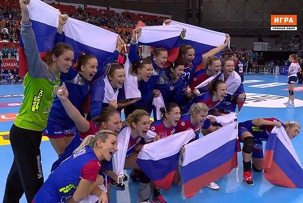 Сборная России с тремя игроками «Лады» побеждает Норвегию и завоевывает бронзу ЧМ-2019 | CityTraffic