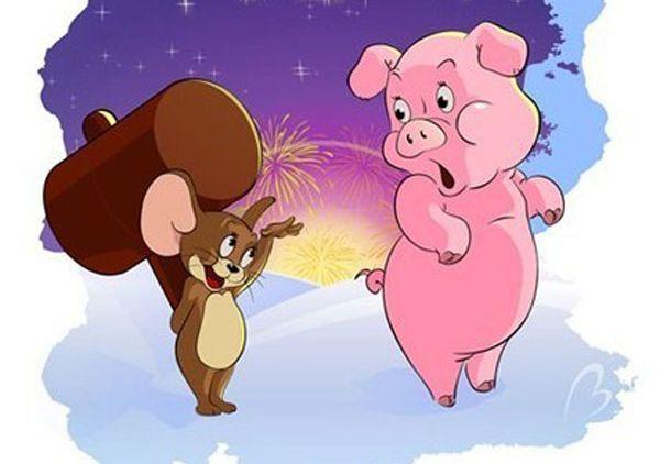Зинки чудо-свинки и Аленки-шоколадные девчонки ждут жителей Тольятти в Новый год | CityTraffic