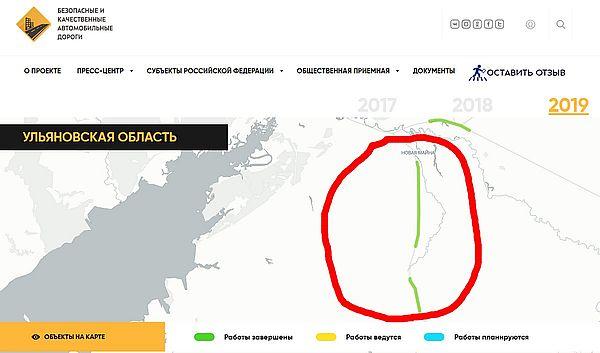 Дорогу из Тольятти в Ульяновск сделали безопасной даже для очень глупых водителей | CityTraffic