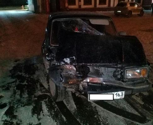 В Тольятти пострадал 6-летний пассажир водителя-нарушителя | CityTraffic