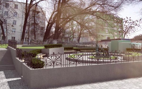 В Самаре появится памятник «Аленькому цветочку» | CityTraffic