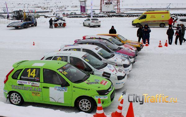 Тольятти вновь увидит ледовые автомобильные гонки