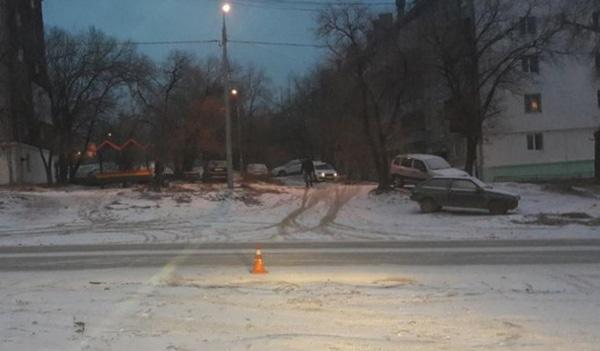 В Самаре пьяный водитель сбил пьяного пешехода | CityTraffic