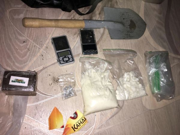 Более 5 кг амфетамина, кокаина и ЛСД изъято в Самаре: видео | CityTraffic