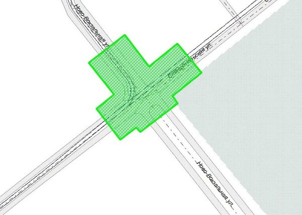 В Самаре увеличили площадь участка для размещения правого трамвайного поворота на Ново-Вокзальную | CityTraffic