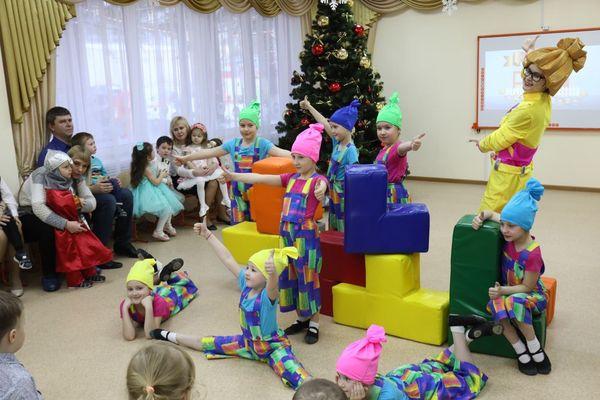 В Самаре к Новому году открылся детский сад с ясельными группами | CityTraffic