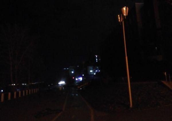 В «Самарагорсвет» пояснили, почему набережная у «Ладьи» в Самаре погрузилась во тьму | CityTraffic