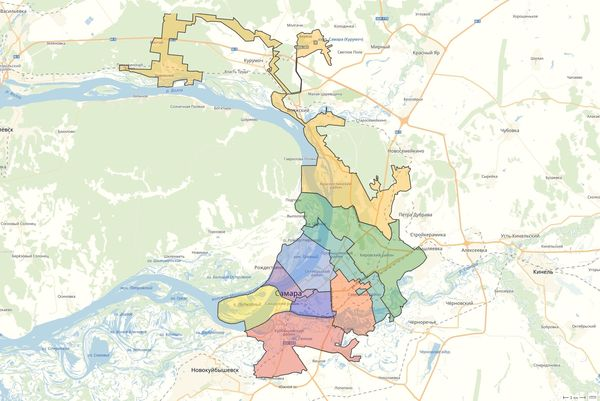«Кошелев-Парк» и «Южный город» предлагают включить в границы Самары   CityTraffic