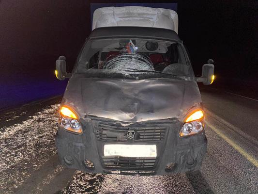 На трассе М-5 в Сызранском районе ГАЗель из Оренбургской области насмерть сбила пешехода | CityTraffic