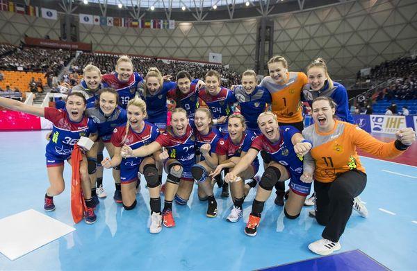 Сборная России с тремя игроками «Лады» одерживает восьмую подряд победу на ЧМ-2019 в Японии | CityTraffic