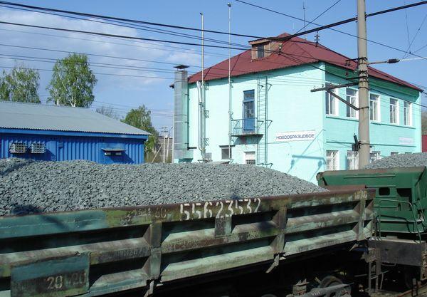 Житель Сызрани украл на жд станции 290 кг деталей | CityTraffic