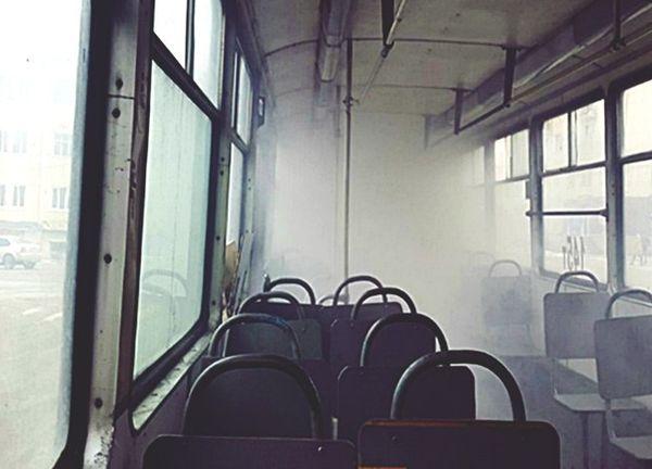 В Самаре из-за короткого замыкания загорелся трамвай | CityTraffic