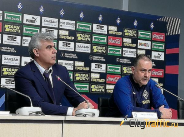 Миодраг Божович: «К моим игрокам не было претензий» | CityTraffic