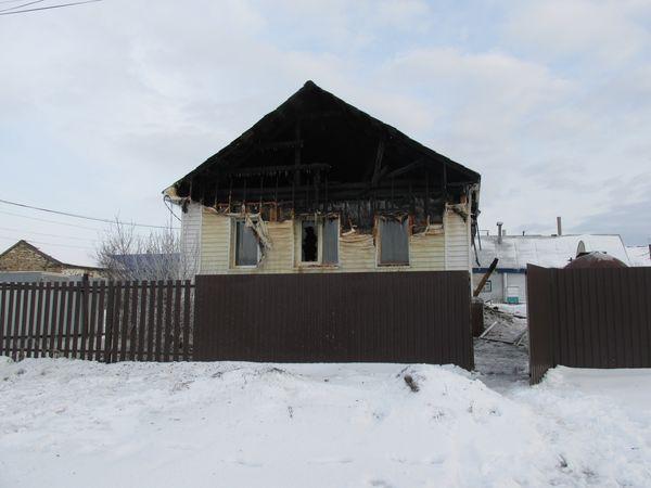 В Самарской области на пожаре погибла 80-летняя бабушка | CityTraffic