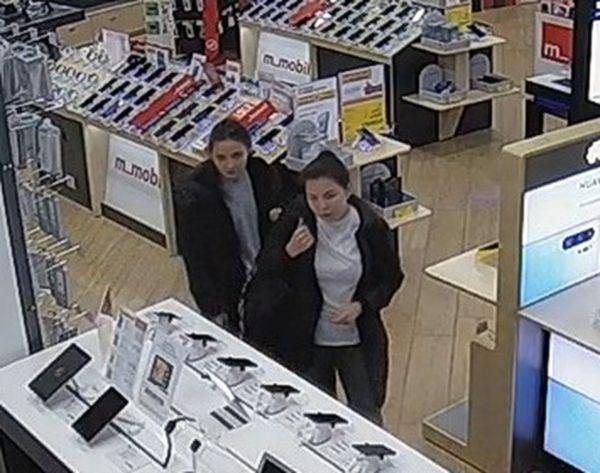 В Тольятти разыскиваются воры, похитившие наушников на 42 тысячи рублей   CityTraffic