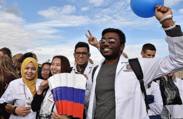 В Самарской области за два года число иностранных студентов выросло на 20 % | CityTraffic