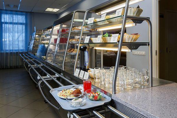 В аэропорту Самары открыли столовую | CityTraffic