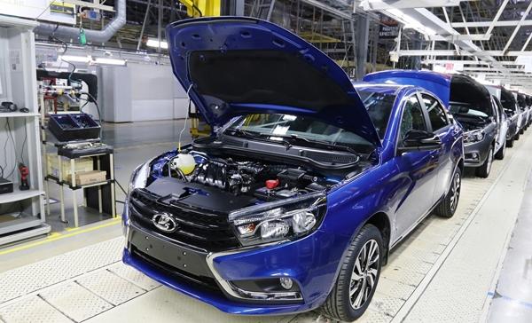 В сентябре 2020 года АВТОВАЗ реализовал более 35 тысяч автомобилей LADA | CityTraffic
