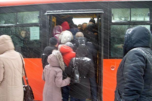 В Самаре число автобусов №80, идущих из Волгаря, предлагают увеличить вдвое | CityTraffic
