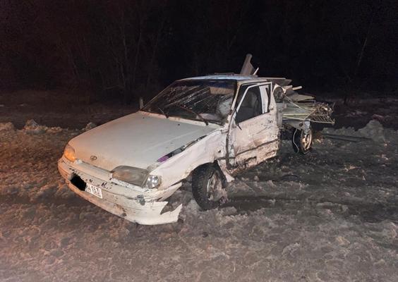В Самарской области по вине пьяного водителя 64-летний мужчина чуть не остался без глаза | CityTraffic
