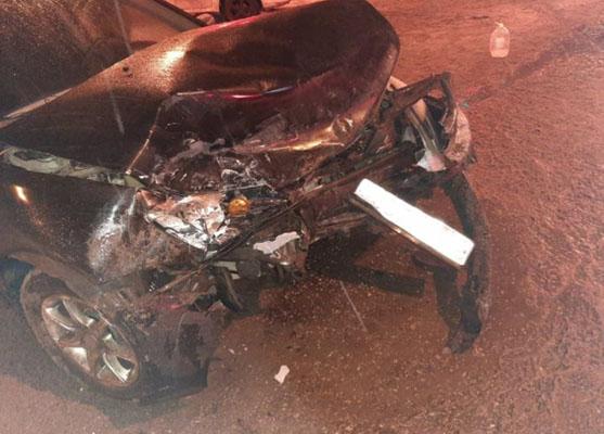 В Самаре водитель Mitsubishi не пропустил Renault, пострадал один человек | CityTraffic