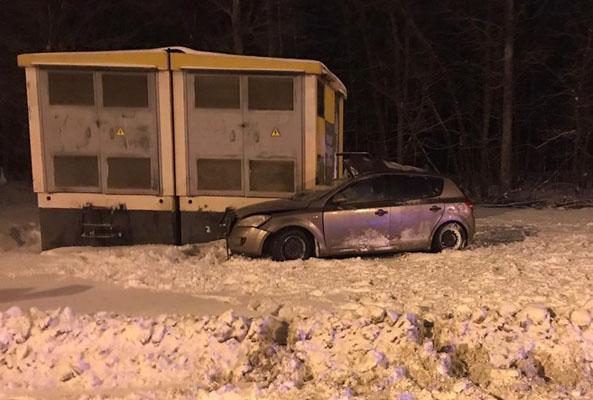 Под Самарой в ДТП погибла 32-летняя женщина-водитель | CityTraffic