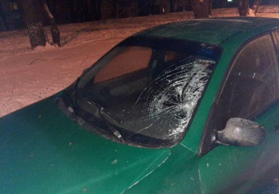 В Самаре 19-летний водитель сбил 55-летнюю женщину   CityTraffic