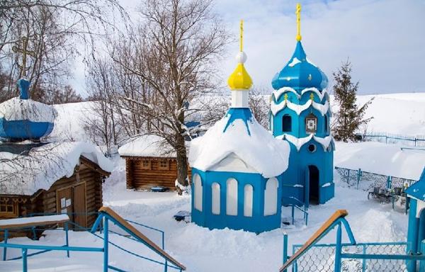 Святой источник в Ташле попал в десятку самых посещаемых туристических мест России | CityTraffic