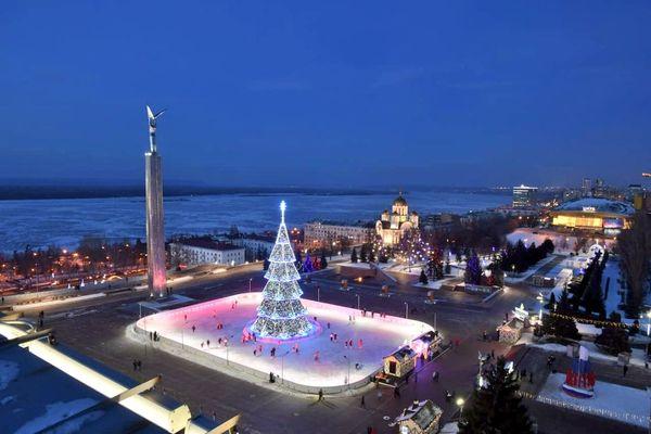 В Самарской области 25 января студентам разрешат бесплатно посетить катки | CityTraffic