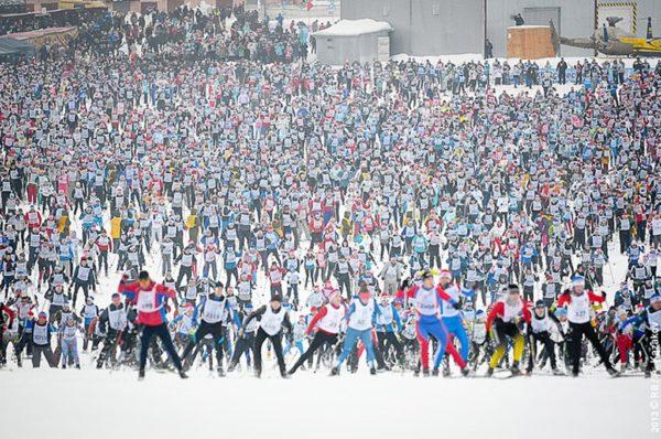 На Красной Глинке в Самаре ограничат движение из-за лыжников | CityTraffic