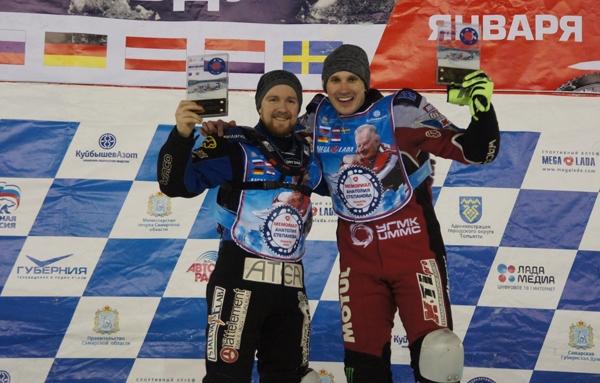 В международной спидвейной гонке в Тольятти победу одержали Дмитрий Колтаков и Мартин Хаарахилтунен | CityTraffic