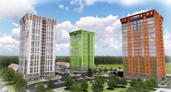 Три жителя Тольятти на публичных слушаниях разрешили построить возле леса три 20-этажных жилых дома | CityTraffic