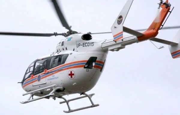 В Самарской области на закупку вертолетов для санавиации необходимо около 50 млн рублей в год | CityTraffic