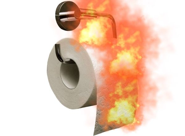 В самарском ТЦ загорелась туалетная бумага - эвакуировали 1500 человек | CityTraffic