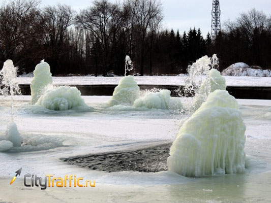 К первому рабочему дню 2020 года в Самарской области немного похолодает | CityTraffic