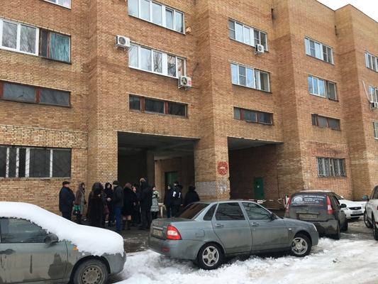 В Тольятти думают, как предотвратить разрушение фасада жилого дома №2 на улице Юбилейной | CityTraffic