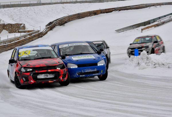 Борьба за Кубок Тольятти по ледовым гонкам возобновится через две недели | CityTraffic